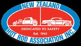 NZ Hot Rod Association Logo